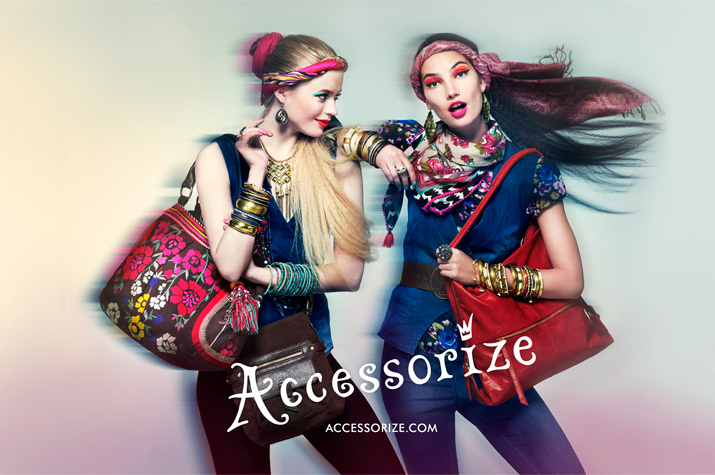 Accesorize is a client of ZAG